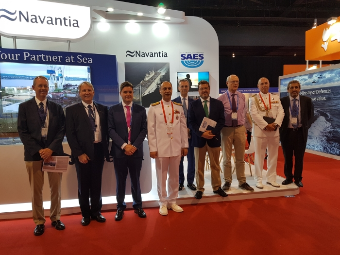 SAES at IMDEX 2019