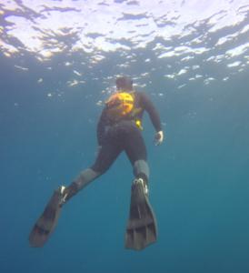 Mina submarina